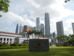 Parlement in Singapore