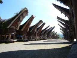 Toraja huizen, Rantepao