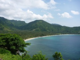 Ergens op Lombok